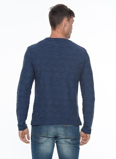Blend Blend Açık Mavi Sweatshirt Mavi